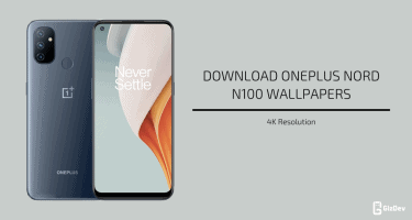 OnePlus Nord N100 Stock Wallpapers