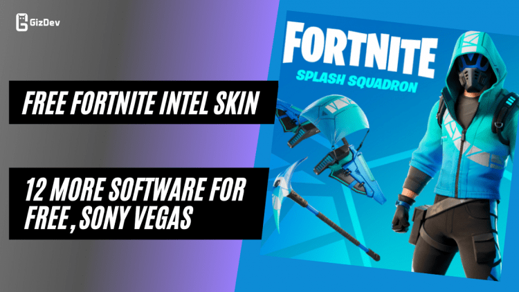 How To Get Free sFortnite Intel Skin, Surf Strider Skin For Intel Users