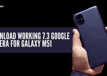 Download Working 7.3 Google Camera For Galaxy M51
