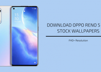 Oppo Reno 5 Pro Stock Wallpapers
