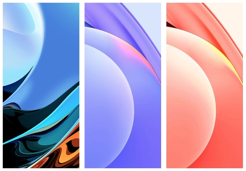 Redmi 9 Power Stock Wallpapers