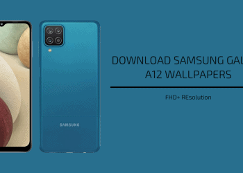 Samsung Galaxy A12 Stock Wallpapers