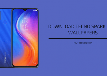 Tecno Spark 6 Air Stock Wallpapers