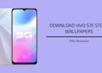 Vivo S7e Stock Wallpapers