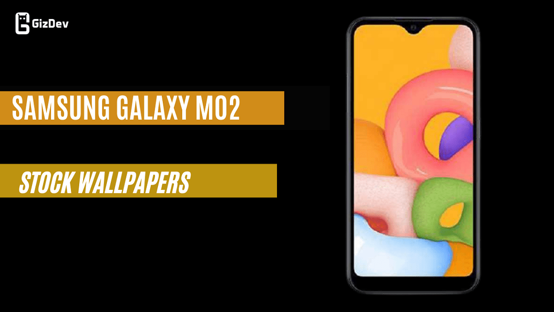 Download Galaxy M02 Stock Wallpapers FHD Resolution
