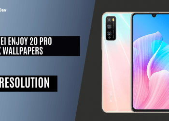 Download Huawei Enjoy 20 Pro Stock Wallpapers In High Resolution