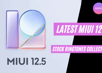 Download Latest MIUI 12.5 Stock Ringtones Collection