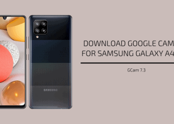 Google Camera 7.3 for Samsung Galaxy A42 5G