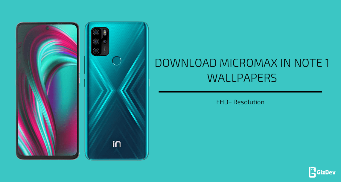 Micromax In Note 1 Stock Wallpapers