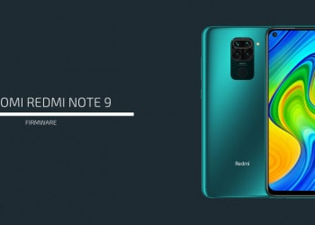 Download Redmi Note 9 Firmware