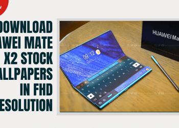 Download Huawei Mate X2 Stock Wallpapers In FHD Resolution