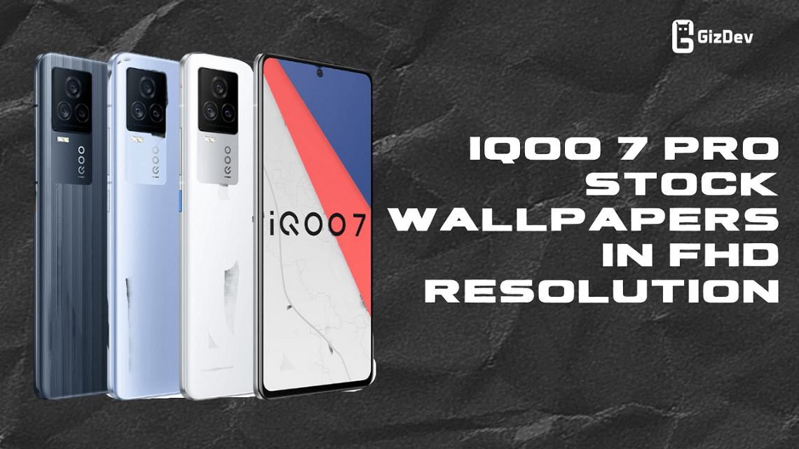Download IQOO 7 Pro Stock Wallpapers In FHD Resolution