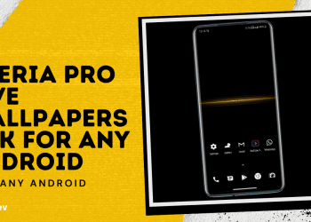Download Xperia Pro Live Wallpapers APK For Any Android1