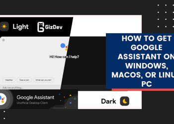 How To Get Google Assistant On Windows, macOS, or Linux PC
