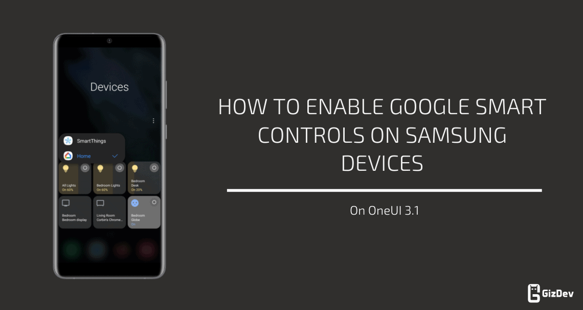How to Access Smart Home Controls on Samsung devices