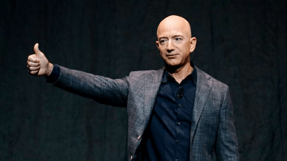 Jeff Bezos Steps Down as Amazon CEO, Andy Jassy will be new CEO