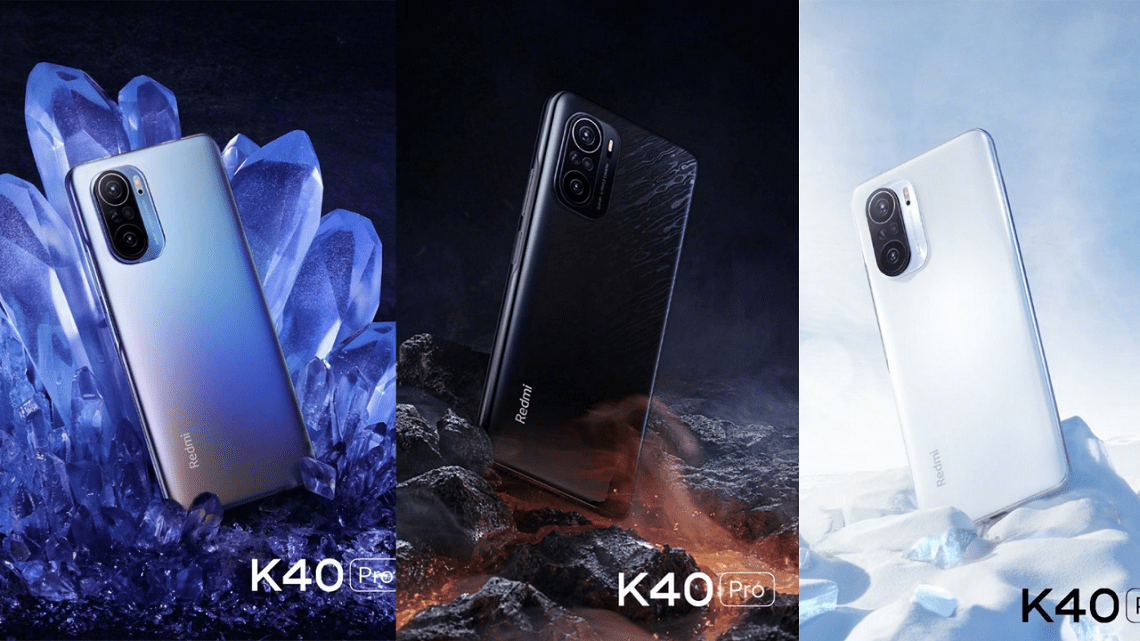 Redmi K40, Redmi K40 Pro, Redmi K40 Plus launched In China Insane Pricing