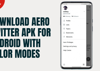 Download Aero Twitter APK For Android With Color Modes