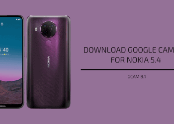 Google Camera 8.1 for Nokia 5.4