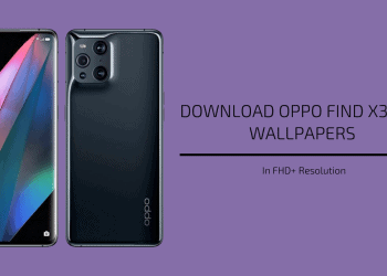 Oppo Find X3 Pro (5G) Stock Wallpapers