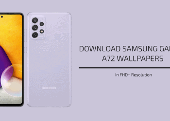 Samsung Galaxy A72 Stock Wallpapers