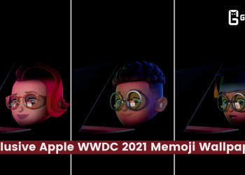 Download Exclusive Apple WWDC 2021 Memoji Wallpapers