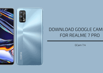 Google Camera 7.4 for Realme 7 Pro