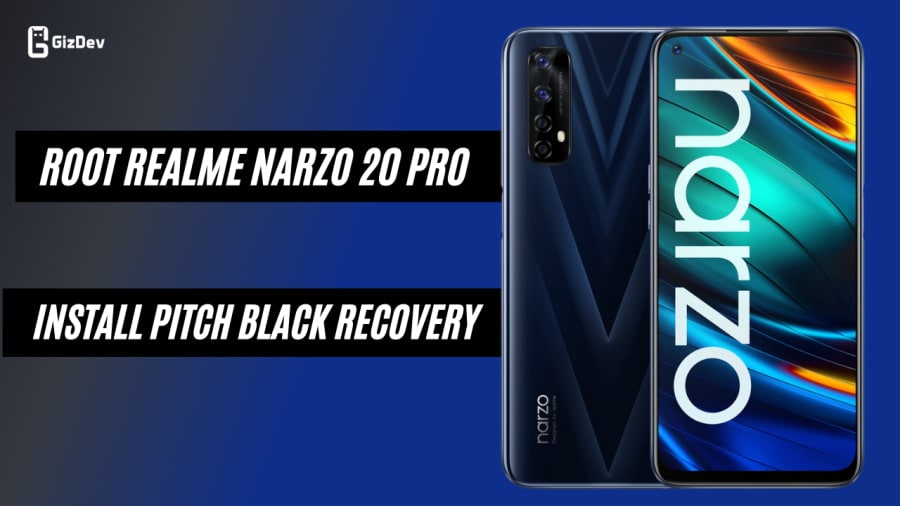 How To Root Root Realme Narzo 20 Pro