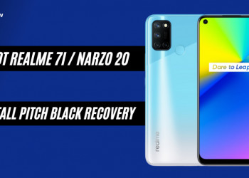 How To Root Realme 7i and Narzo 20
