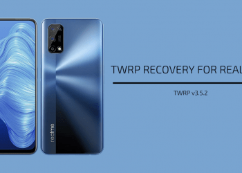 TWRP Recovery For Realme 7