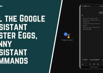All the Google Assistant Easter Eggs, Funny Assistant Commands