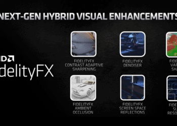 AMD FidelityFX Super Resolution Debuts, Supports 100s CPUs and GPUs