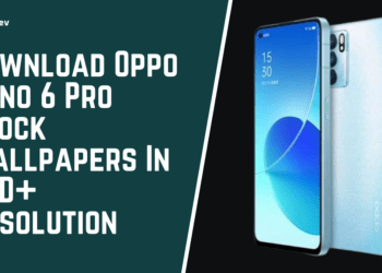 Download Oppo Reno 6 Pro Stock Wallpapers In FHD+ Resolution