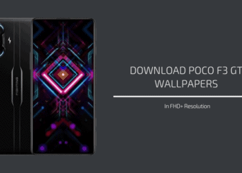 Poco F3 GT Stock Wallpapers