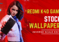 Download Redmi K40 Gaming Stock Wallpapers (Inverse Scale Edition)