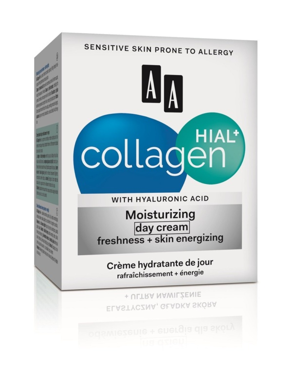 Collagen Hial plus Firming and Moisturizing Day Cream 50 ml 1