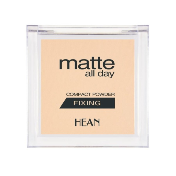 matte all day fixing powder