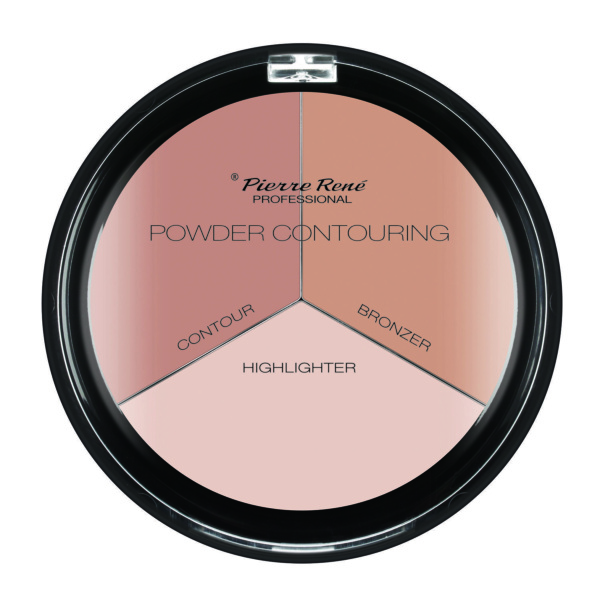 powder contour palette 3 shades