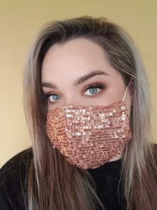Tips for Mask Makeup - make those eyes POP in the best way! 1