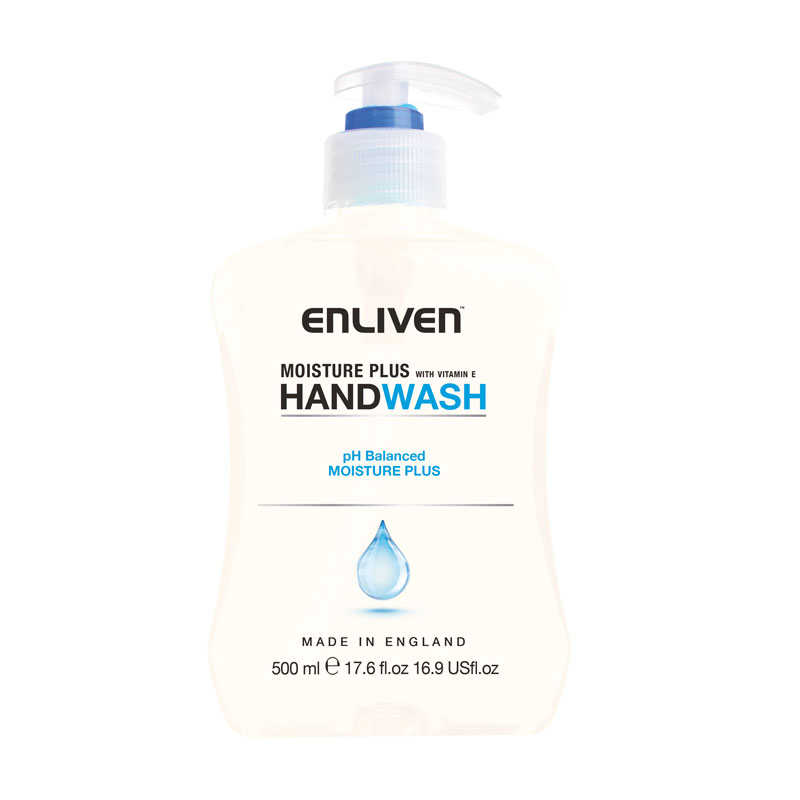 Enliven Anti Bacterial Handwash Nourishing 500ml Global Brands