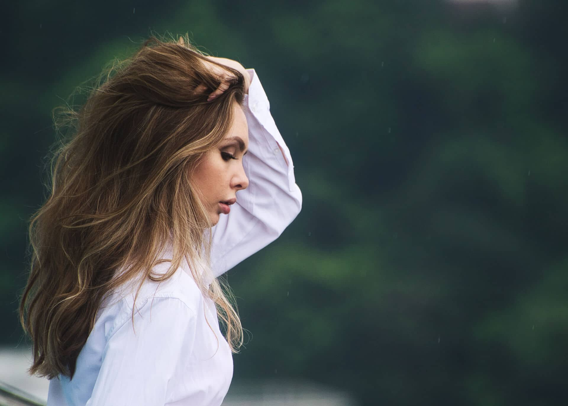 woman contemplating codependency recovery