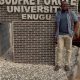 A GRADUATE OF GODFREY OKOYE UNIVERSITY, ENUGU RECEIVES FULL FIVE YEARS SCHOLARSHIP FOR A PHD PROGRAMME IN PLANT SCIENCES AT ARIZONA UNIVERSITY, UNITED STATES OF AMERICA 1