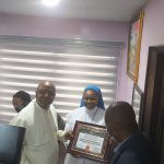 Blessing of the DVC office