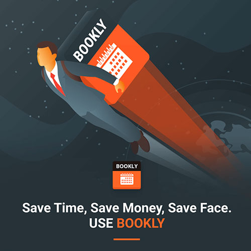 Bookly – Appointment Booking and Scheduling Software System