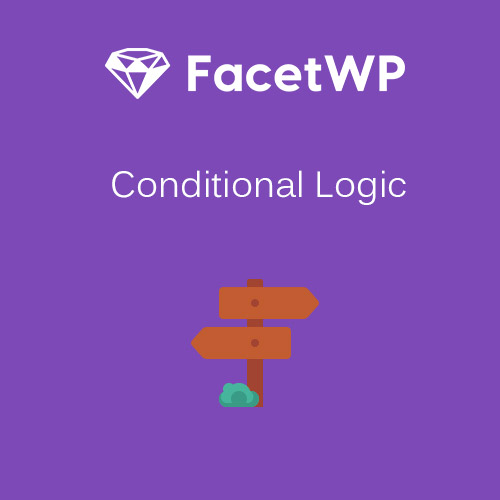 FacetWP Conditional Logic