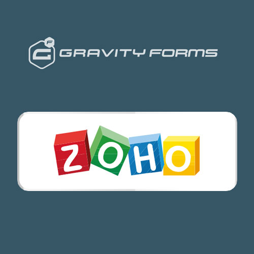 Gravity Forms Zoho CRM Addon