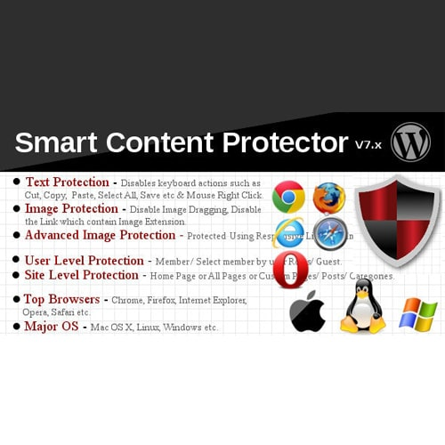 Smart Content Protector Pro WP Copy Protection