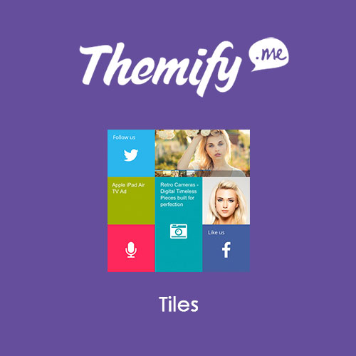 Themify Builder Tiles Addon