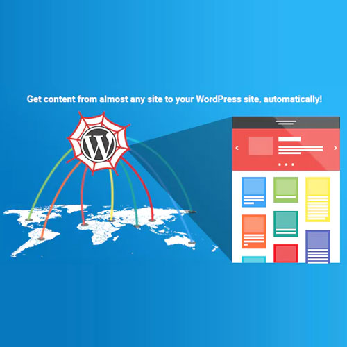 WP Content Crawler Get content from almost any site automatically