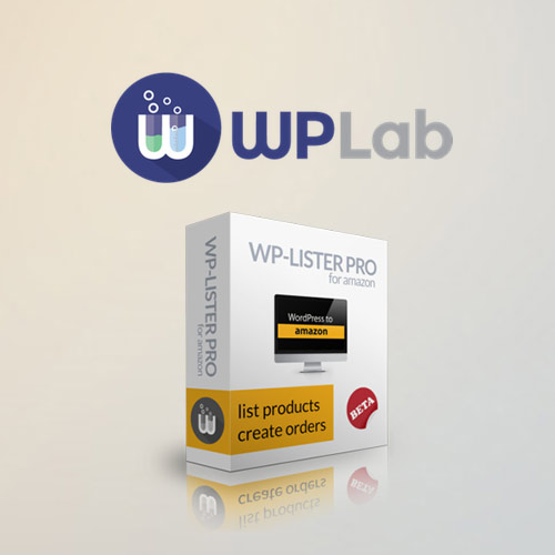 WP Lister Pro for Amazon by WP Lab